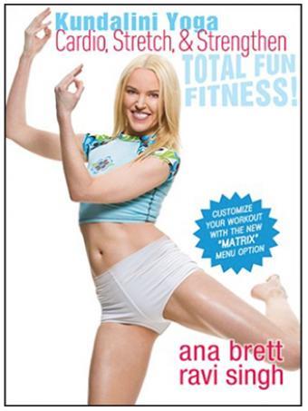 Yoga Cardio Stretch Strengthen