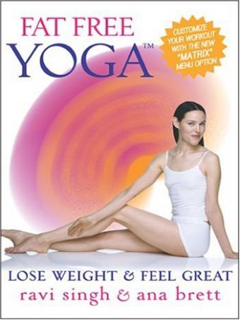 Fat Free Yoga DVD cover